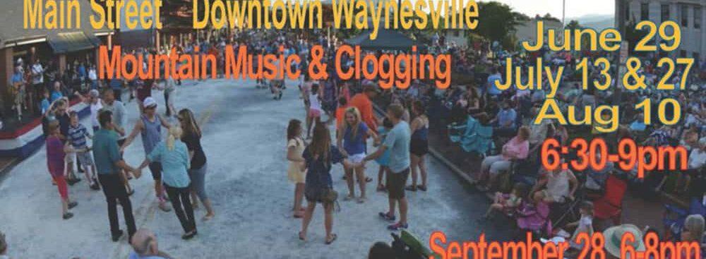 Waynesville Mountain Street Dances!, Brookside Mountain Mist Inn