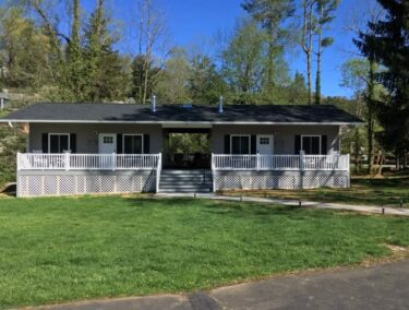 Vacation Rental, Brookside Mountain Mist Inn
