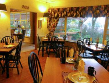 Inside the Inn, Brookside Mountain Mist Inn