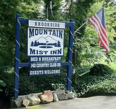 Home, Brookside Mountain Mist Inn